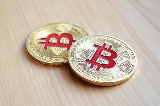 bohatství bitcoin mince