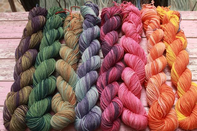 příze k pletení