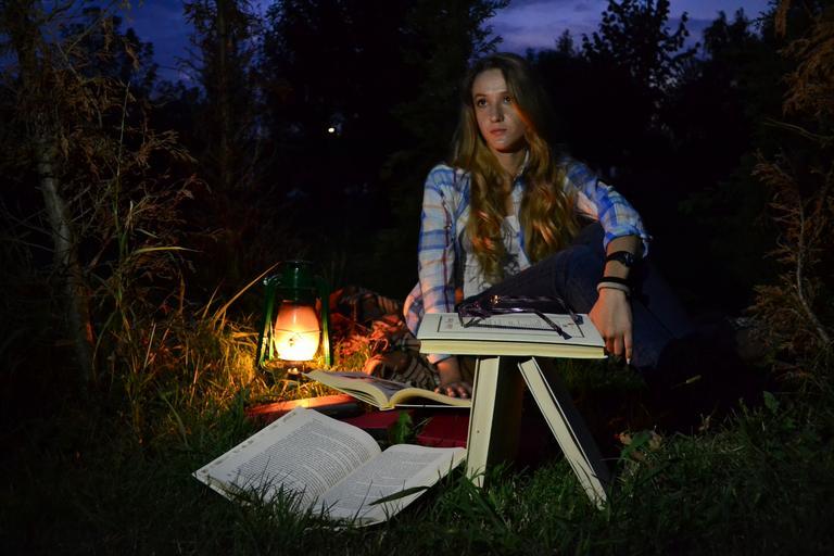Noční čtení