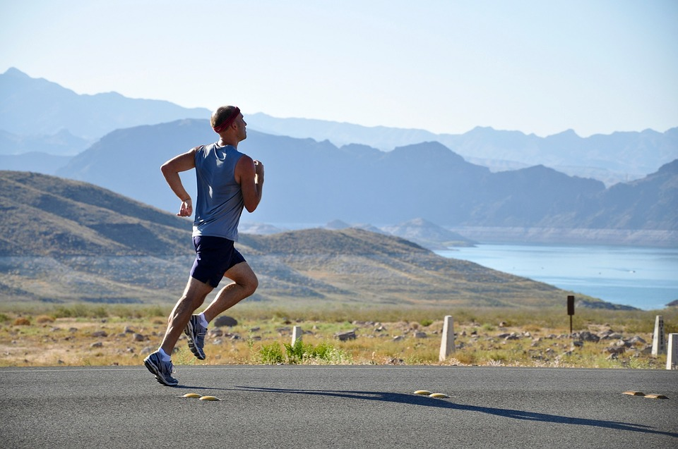 sportovní běh